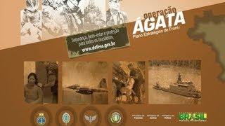 Operação Ágata 8 - Comando Militar do Norte na Operação Ágata 8