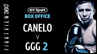 GGG WILL KO CANELO PREDICTION! FATHER TIME? RESUME BREAKDOWN! CANELO GGG 2 FIGHT WEEK PREVIEW!