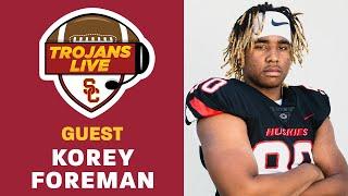 Trojans Live 4/5 - Korey Foreman