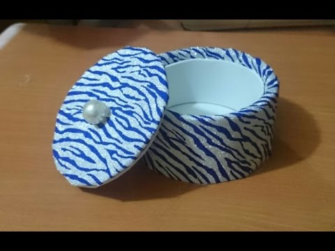 Creative Ideas : DIY - How to Recycle Duct Tape Rolls + Tutorial .