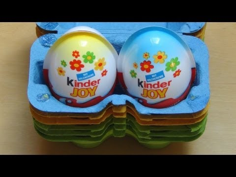 Kinder Joy [Easter Egg 2Pack] III