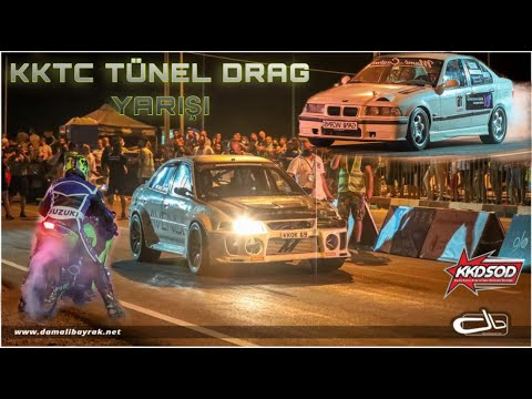 KKTC Tünel Drag Yarışı   KKDSOD