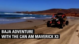 Fisher's ATV World - Baja Adventure with Can-Am Maverick X3 (FULL)