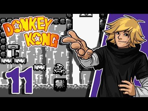 Let's Play Live Donkey Kong [German][#11] - Der Boden ist Lava!