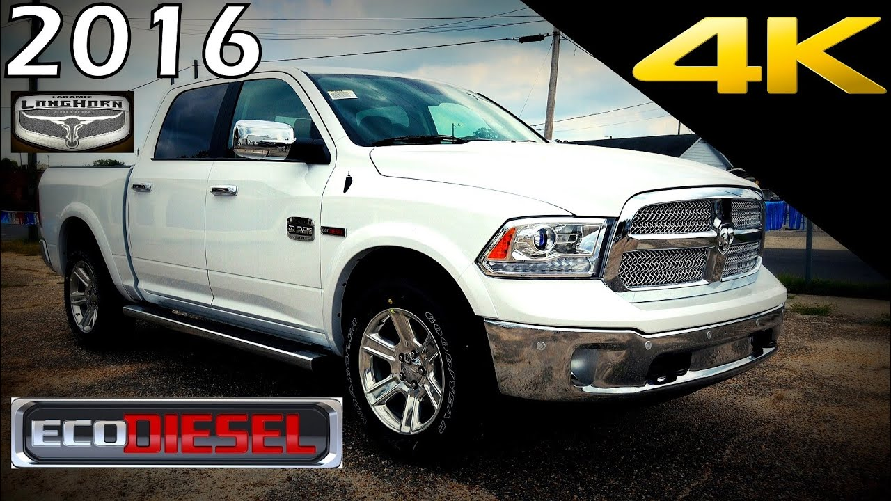 2016 Ram 1500 Laramie Longhorn Ecosel Ultimate In Depth Look 4k