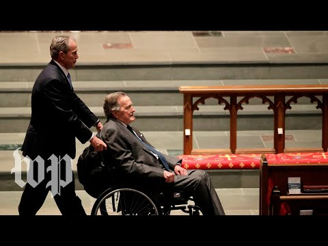 4 of George H.W. Bush's most notable speeches