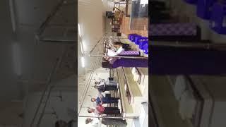 Giang tay cầu cùng Chúa.23.2.2018