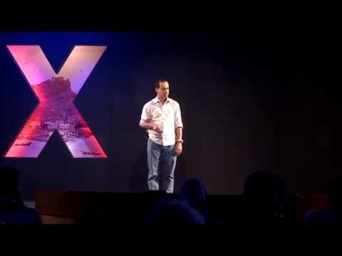 Scholarship Hunting: Farouq Ibrahim At TEDxAden