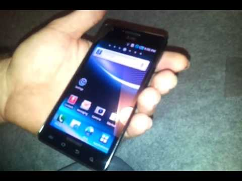 Ebay Item# 110770922599 Samsung Infuse 4G SGH-I997(allmost New)