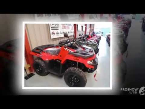 Gordon Agri Scotland - Specialists in New and Used ATVs