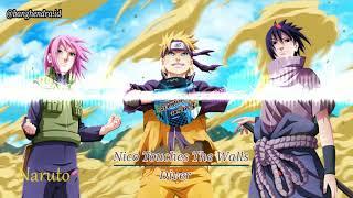 Nico Touches The Walls - Diver / ost Naruto
