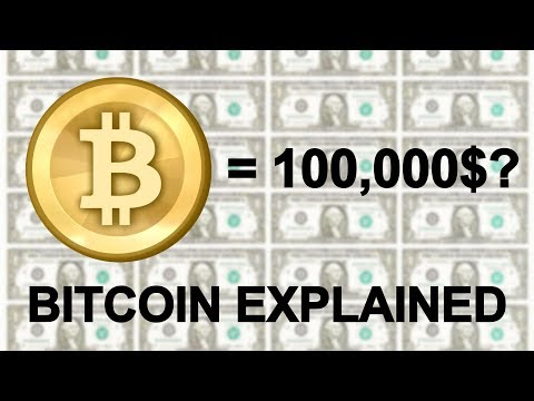 Bitcoin Explained - Cryptocurrency, the Blockchain and Money
