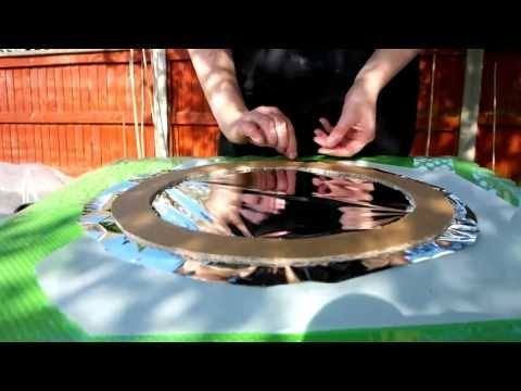 how to make an astronomical solar filter part 1 -