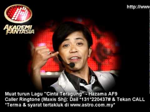 AF9 - Promo - Hazama AF9 - Cinta Teragung