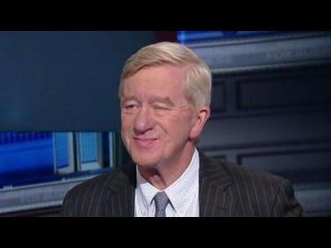 Libertarian VP nominee Weld on presidential debate