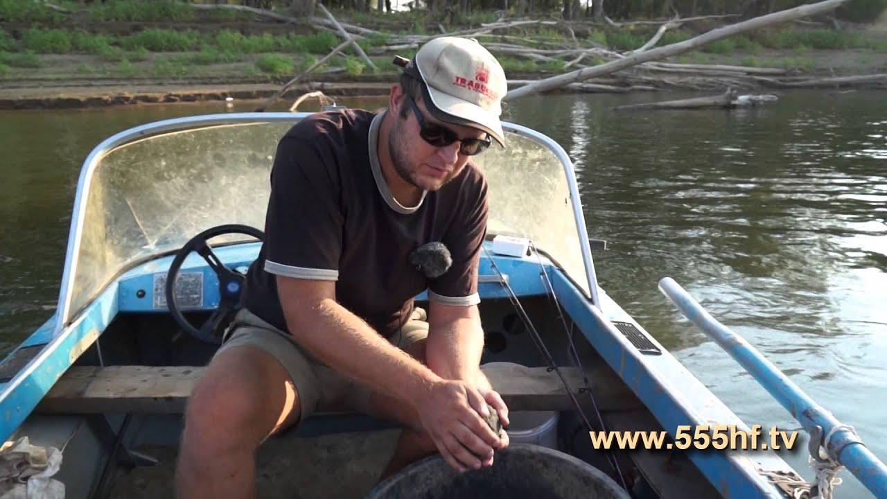 судак с лодки на малька видео по щербакову