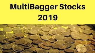 Top 10 Multibagger Stocks for 2019 in India