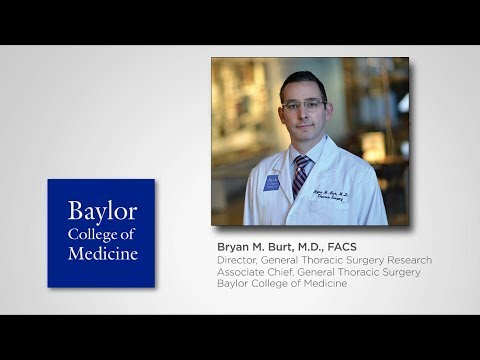 Thoracic Outlet Syndrome - Why Choose Baylor College of Medicine?