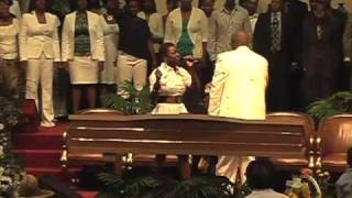 "Michael McMillian Life Celebration ""Eternal Life"" Voices of Testimony feat Tarsha"