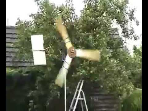 Homemade Wind Turbines