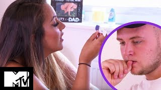 Shannon Takes A Test As She Faces A Pregnancy Scare | Teen Mom UK 4