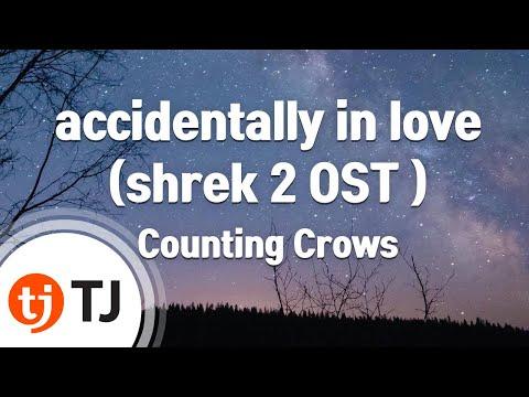 [TJ노래방] accidentally in love (shrek 2 OST ) - Counting Crows / TJ Karaoke Mp3