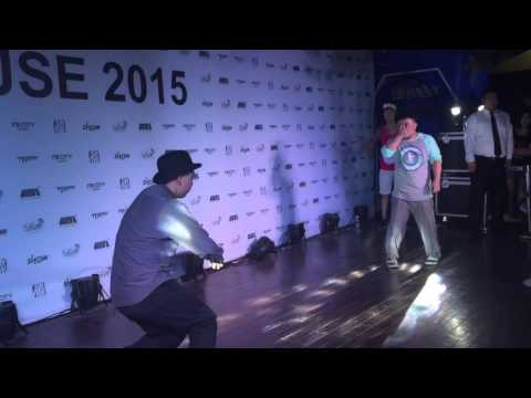 Enjoy the Battle 2015 - Club Latte Beijing - Semi Final
