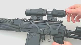 NUEVO AK - 308 CALIBRE 7.62