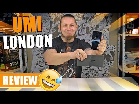 UMI LONDON - Hochwertiges Einsteiger-Smartphone? [Review, German, Deutsch]