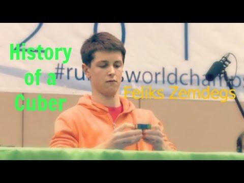 History of a Cuber- Feliks Zemdegs