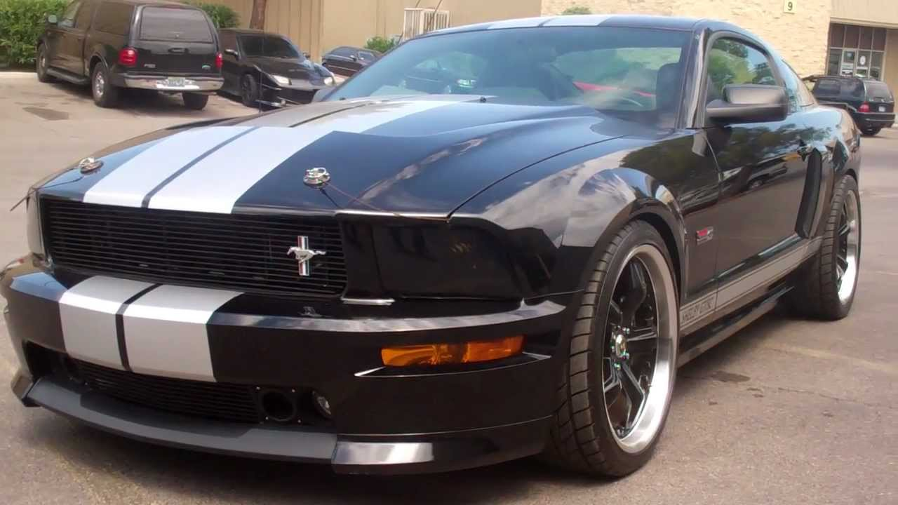 2007 Shelby Mustang Gt Sc At Hot Rod City Youtube
