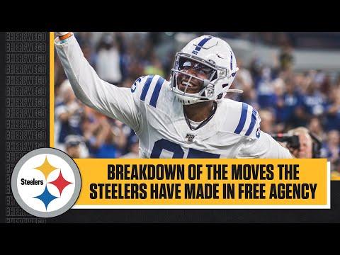 Free Agency Breakdown: Steelers Sign Eric Ebron, Derek Watt, Stefen Wisniewski, Others