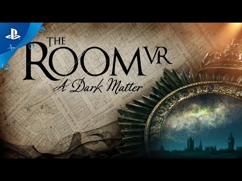 The Room VR: A Dark Matter | Announcement Trailer | PS VR