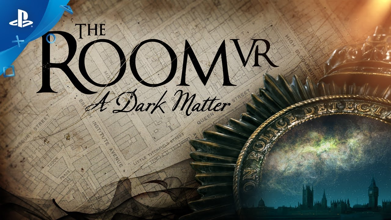 The Room VR: A Dark Matter - Announcement Trailer