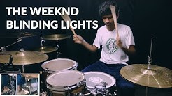 The Weeknd - Blinding Lights - Drum Remix