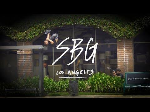 SBG Los Angeles 2017