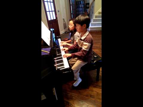 Monstar Canon duet by Kaitlyn and Geoffrey