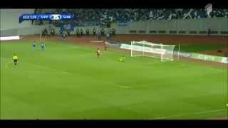 Dinamo Tbilisi - FC Gabala 2-1 (UEFA Europe League 1QR)