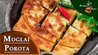 কোলকাতার বিখ্যাত মোগলাই পরোটা খুব সহজেই বাড়িতে বানান | Mughlai Paratha Recipe | Kolkata Street Food