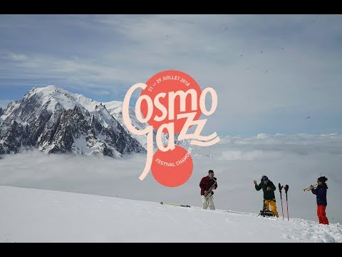 """3275m : concert au sommet"" - une aventure unique by CosmoJazz Festival & Black Crows Ski"