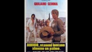 Giuliano Gemma - Spaghetti Western