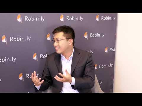 Haoyuan Li @ Alluxio - Robin.ly Entrepreneurship Talk