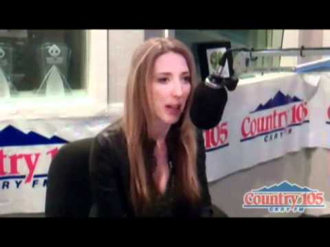 Victoria Banks on Country 105