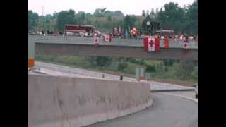 Highway of Heroes Canada