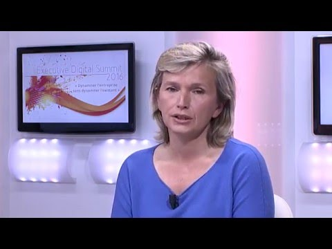 Interview de Béatrice COLLOT - HSBC France pour l'Executive Digital summit