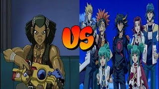 The King of Games Tournament VI | Axel vs Team 5D