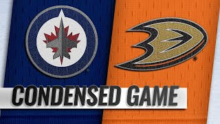 03/20/19 Condensed Game: Jets @ Ducks