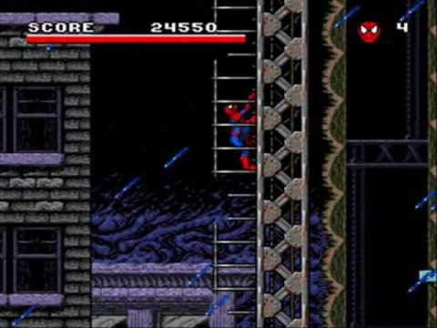 Spider - Man/X-Men: Arcade's Revenge SNES no death