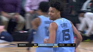 Memphis Grizzlies vs Houston Rockets | January 14, 2020
