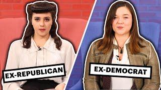 An Ex-Republican and Ex-Democrat Answer 10 Questions